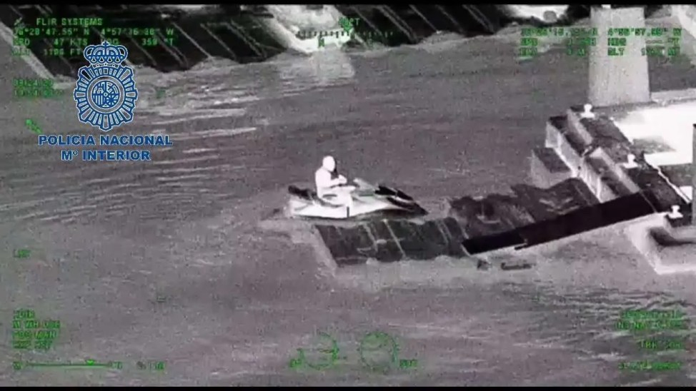 Jet Ski Drug Gabg Busted