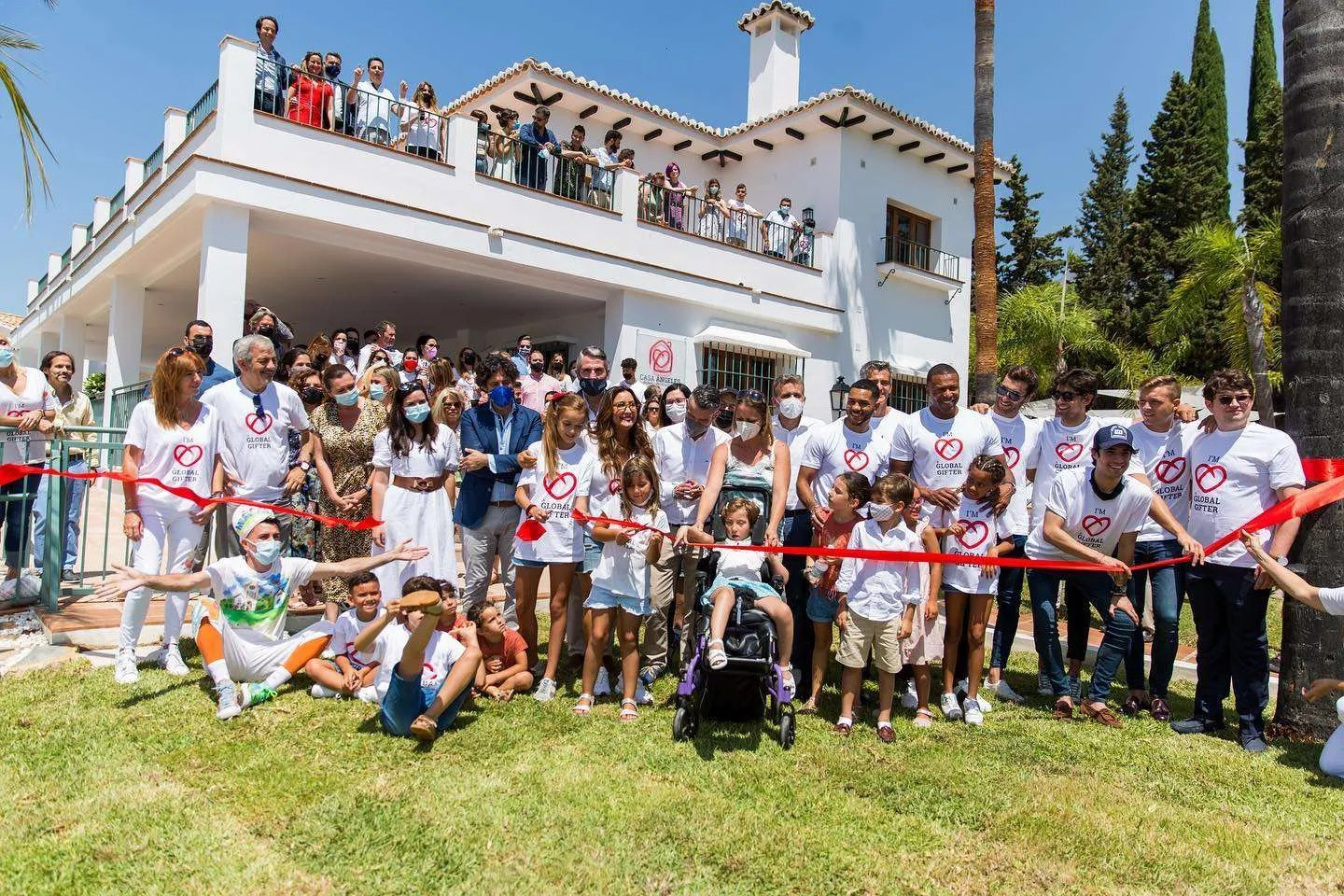 The official opening of Casa Global Gift July 1 2021