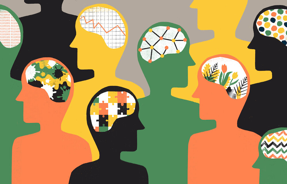 Neurodiversity, like biodiversity, is essential for the planet