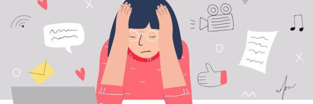 Sensory overload is common in ADHD