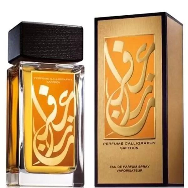 Aramis Calligraphy Saffron