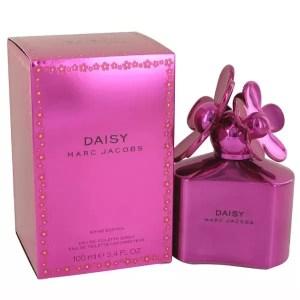 Marc Jacobs Daisy Shine Pink Edition
