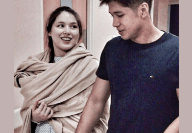 Kylie Padilla posts first clear look of baby with Aljur Abrenica