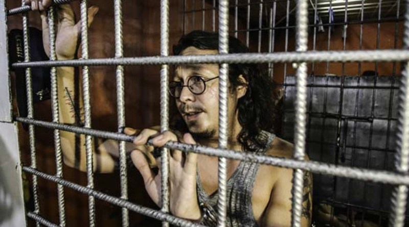 Baron Geisler may be charged for recent disturbance