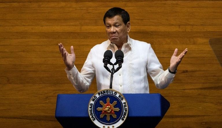 Philippines' Duterte withdraws EU eviction threat: spokesman