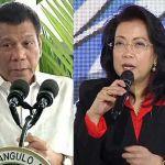Duterte, not bullying Sereno – Malacañang
