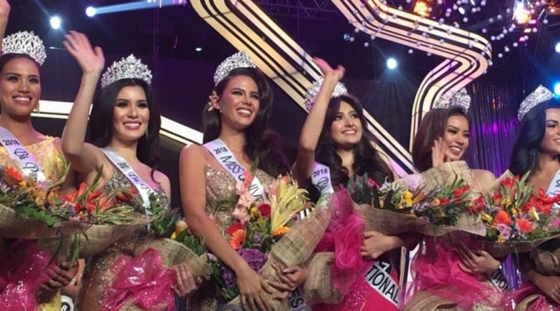 Catriona Gray wins Miss Universe Philippines 2018