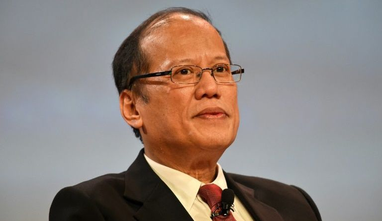 Philippine ex-leader Aquino charged in budget case