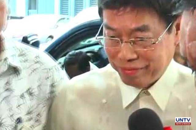 Court orders arrest of businessman Peter Lim