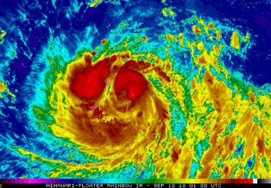 Potential 'supertyphoon' to enter PH by Wednesday – PAGASA