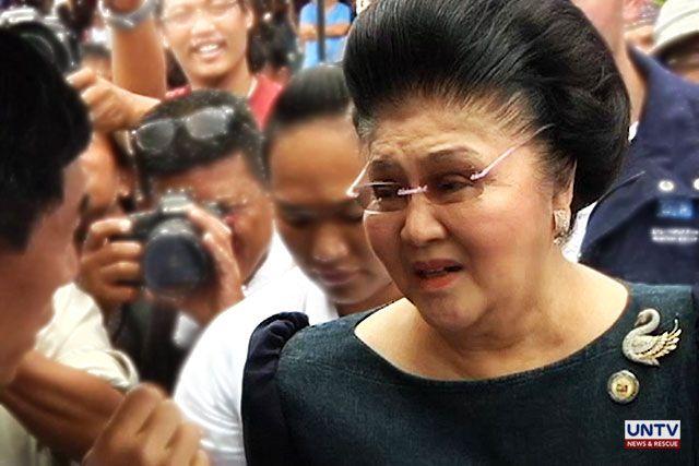 Sandiganbayan orders arrest of former First Lady Imelda Marcos