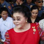 Imelda Marcos Faces Arrest, Jail Time for Graft