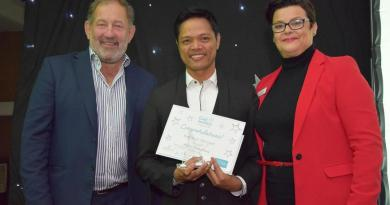 Filipino is Barchester's Nurse of the Year