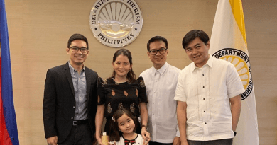 Scarlet Snow Belo is now PH's youngest tourism ambassador