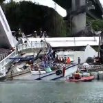 5 Filipinos hurt, 3 trapped as bridge collapses in Taiwan