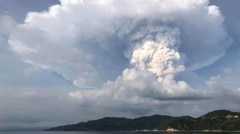 Alert level 4 raised over Taal, volcanic tsunami possible: PHIVOLCS