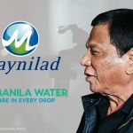 New contracts underway: Duterte threatens gov't takeover of water services if Maynilad, Manila Water reject deal