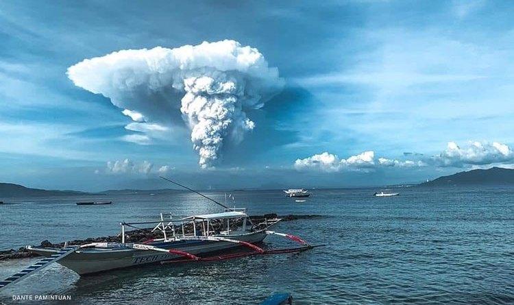 PHIVOLCS warns of 'hazardous explosive eruption' of Taal Volcano soon