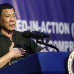 Duterte cancels Jan. 2 plans due to health reasons