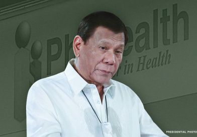 Duterte OKs filing of charges vs. Morales, other officials over PhilHealth corruption