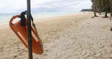 Boracay tourist arrivals still low