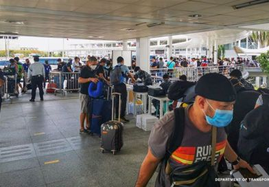Tracing underway for contacts of Hong Kong-based OFW; officials to check for UK variant