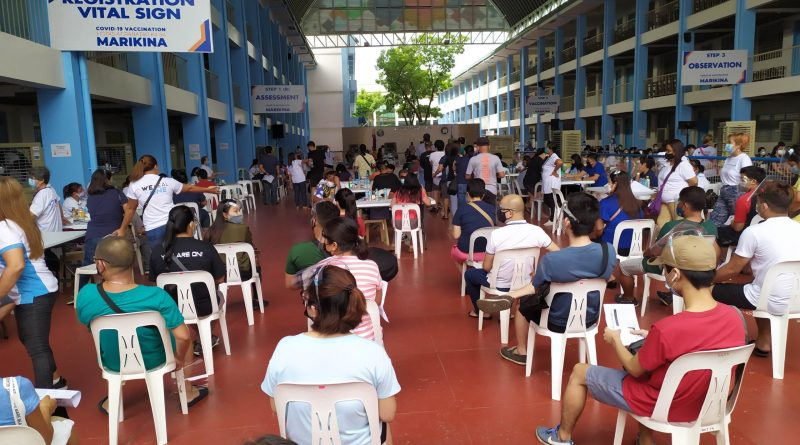 20,755 new Philippine COVID-19 infections logged; total cases at 2,490,858