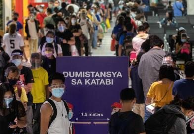 Philippines records 6,943 new COVID-19 cases; active tally at over 68K