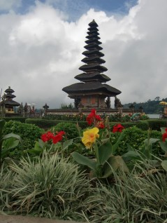Il tempio di Ulun Danu Beratan