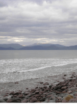Spiaggia del Ring of Kerry