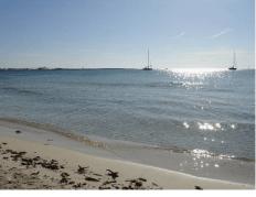Les Illetas, Formentera