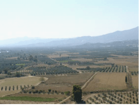 La piana di Messarà