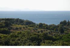Vicino a Castiglion della Pescaia -Toscana