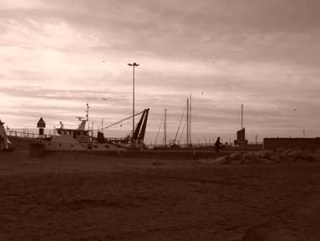 Rimini: la darsena