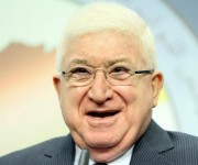 Muhammad Fuad Masum, President of Iraq (since Jul 24, 2014)