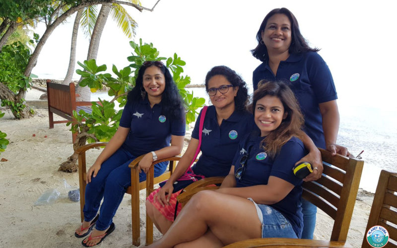 Magical Maldives dive trip 2018 with Planet Scuba India