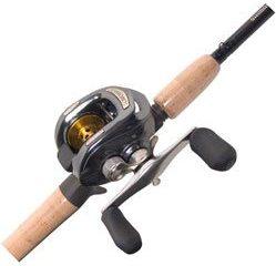 baitcasting rod and reel