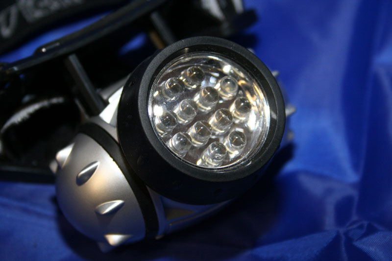 LED headlamp bulbs