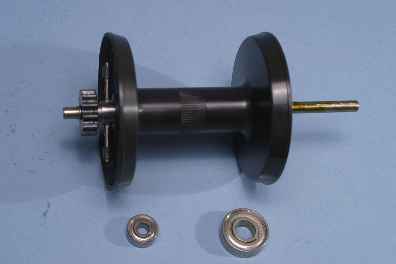 Step 4 - Penn 535GS Mag T reel tuning guide
