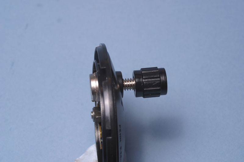 Step 6 - Penn 535GS Mag T reel tuning guide