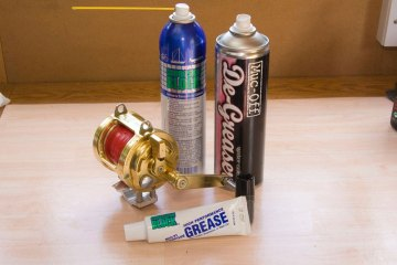 Corrosion prevention products and reel