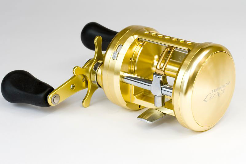 Daiwa Luna 300L multiplier reel
