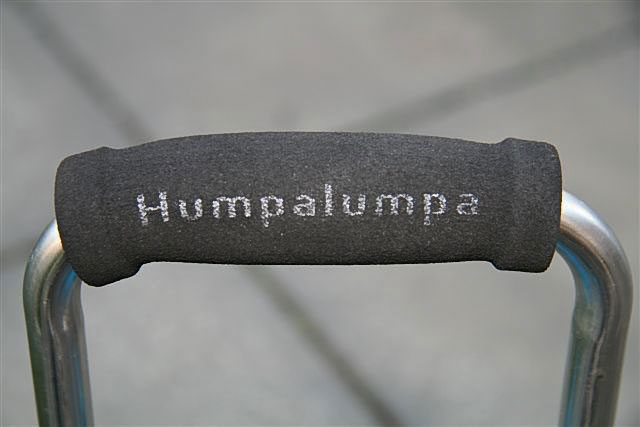 Humpalumpa Big Fishing Trolley grip