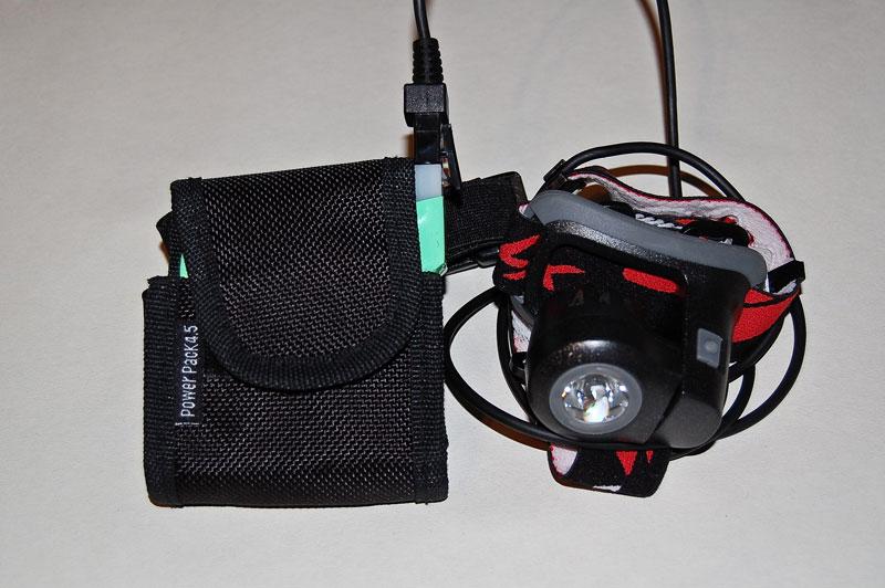 Silva LX – 5W LED Headlamp complete