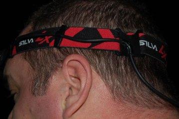 Silva LX – 5W LED Headlamp head band