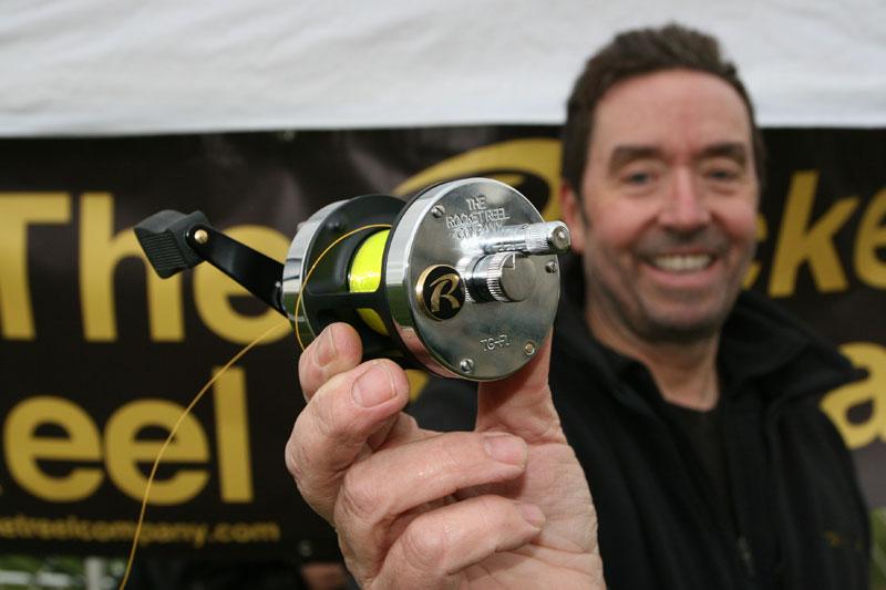 Rocket Reel Co TG-F1 reel