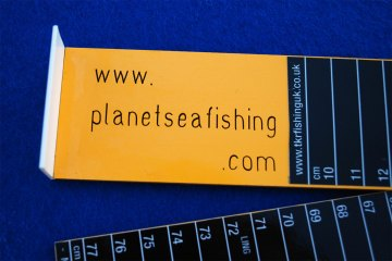 TKR Fishing Ruler engravic