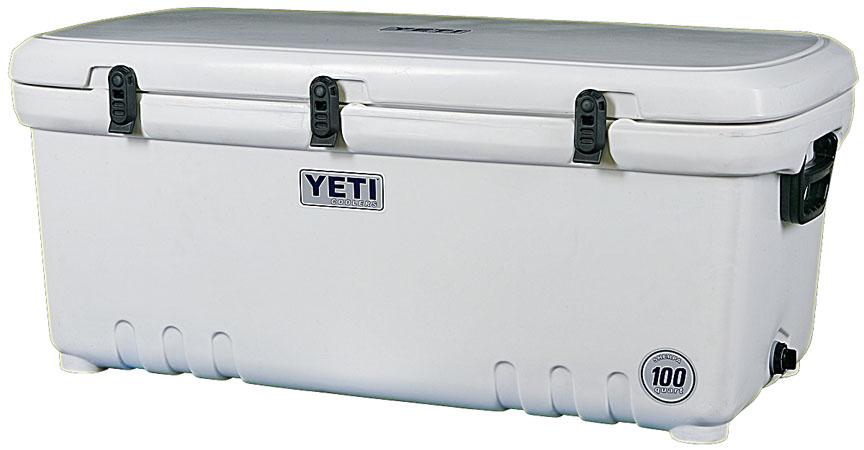 Yeti Sherpa 100L cool box