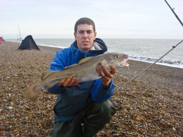 a cod from Orford Island