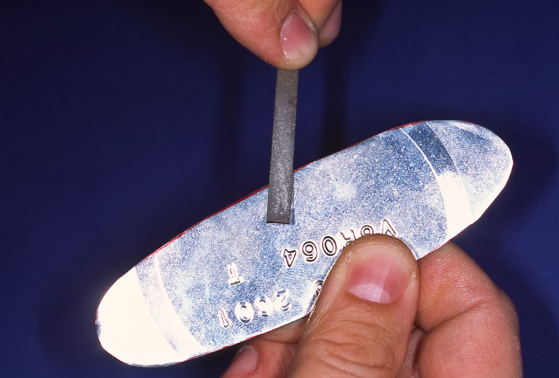 Step 6 - How to make a flutter spoon
